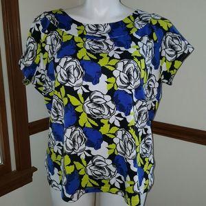 Rafaella Women's cotton tops size 3x